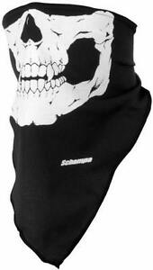 SKULL FACE & NECK MASK for Motorcycle Riders