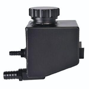 Alloy-Power-Steering-Fluid-Canister-Bottle-Tank-Billet-Cap-Holden-Commodore-BLK