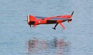 piaggio-pegna pc.7 racing seaplane airplane desktop wood model