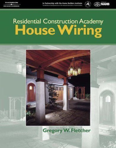 [DIAGRAM_3NM]  Residential Construction Academy House Wiring by Gregory Fletcher | eBay | Residential Construction Academy House Wiring |  | eBay