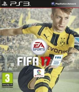 FIFA 17 ps3 -DESCARGA - DOWNLOAD- Manolo Lama -DIGITAL- NoDisk  ¡¡OFERTA!!