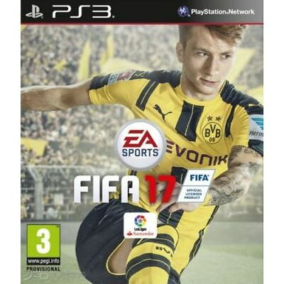 FIFA 17 ps3 -DESCARGA - DOWNLOAD- Manolo Lama -DIGITAL-