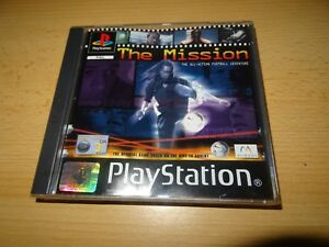 The-Mission-Sony-Playstation-1-ps1-Version-Pal-Buen-Coleccionistas