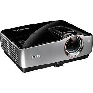 BenQ-HD-DLP-Super-Bright-4000L-Zoom-Lens-Digital-Projector-SH910