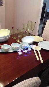 Dining Set  Plates Bowls Parties Outdoor BBQ Picnic Garden Summer - Telford, Shropshire, United Kingdom - Dining Set  Plates Bowls Parties Outdoor BBQ Picnic Garden Summer - Telford, Shropshire, United Kingdom