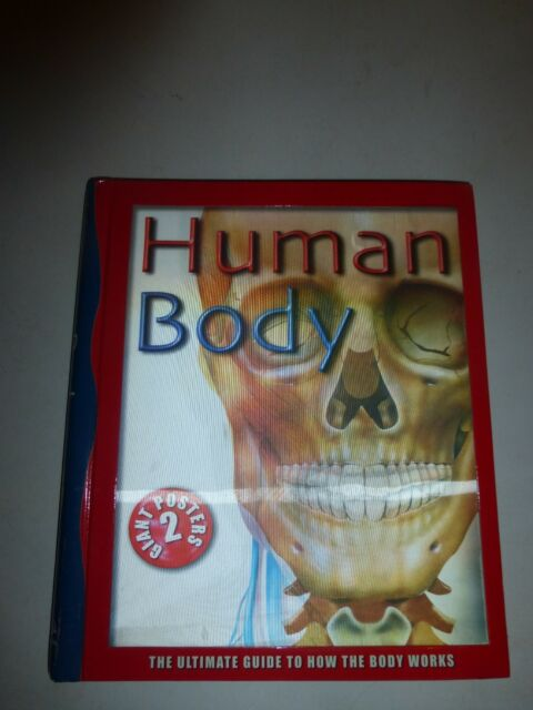 Human body: the ultimate guide to how the body works: john farndon.