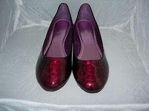 zapatos Vat Chix de Croc tac Burg qvwp5pPt