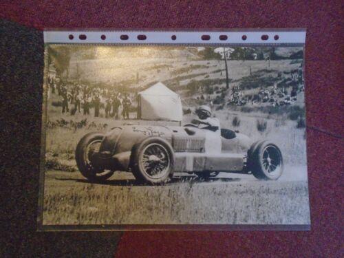 Original Tony Gaze Formule 1