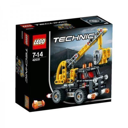 1 von 1 - Lego Technic 42031 - Cherry Picker Kranwagen Hubarbeitsbühne NEU