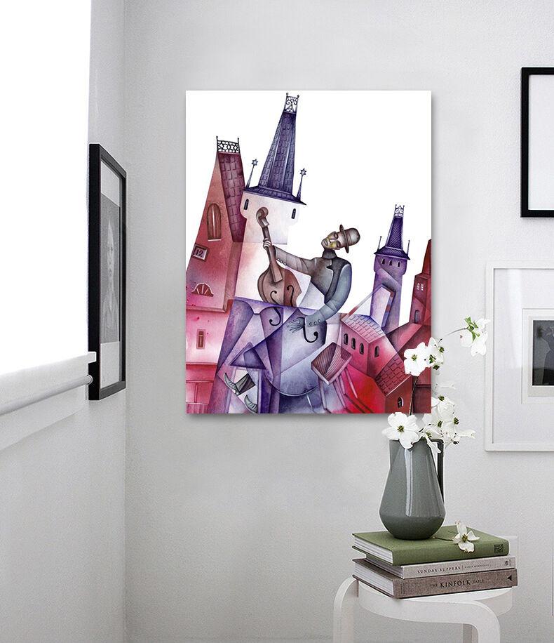 3D Kunst  253 Fototapeten Wandbild Fototapete Bild Tapete Familie AJSTORE DE