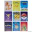 Pokemon-Piel-Artificial-Smart-Case-Funda-para-Apple-Ipad-2-3-4-Mini-Mini4 miniatura 1
