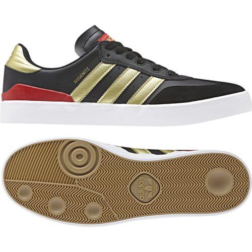 5 scarlet oro Nero Metalic 8 Adidas Trainers Mens Rx Vulc Busenitz Uk fwqZUP1
