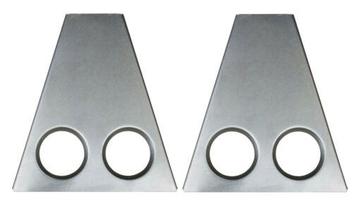 Escort Mk1 Mk2 4 Link Box Top Gussets Plates Pair