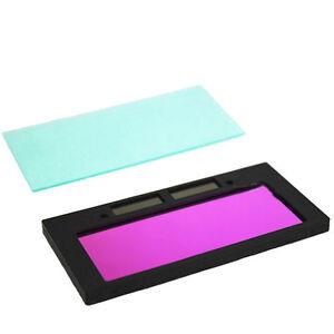 50-x108mm-Solar-Automatik-Schweissschutzglas-Ersatzglas-Glas-fuer-Schweisshelm