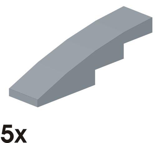 5 St. NEUE Rundsteine 4x1x1 in neu-hellgrau 6042950 (61678)  414
