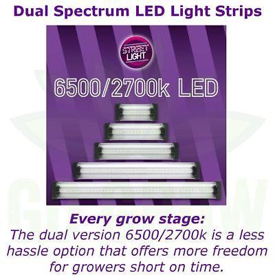 Street Light Strip LED Lighting Growing Hydroponics Propagation Flowering Dual