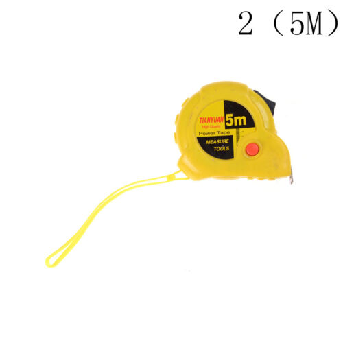 3M//5M Stainless Retractable Steel Tape Measures ruler flexible Tape M@M