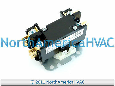 OEM Trane American Standard Contactor Relay 2 Pole 40 Amp CTR0793 CTR00793