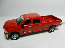 ERTL 1:64 *DARK RED* 2012 Dodge Ram 2500 Heavy Duty Pickup Truck w/Hitches *NEW*