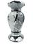 miniature 8 - Flower Vase Flower Pot Crushed Diamond Mirror Effect Home Decor Ceramic Vase New