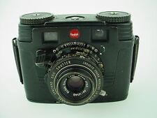 Kodak Signet 35 KE-7 (1) US Air Force Film Camera w/44mm Ektar Lens #1422 -Rare