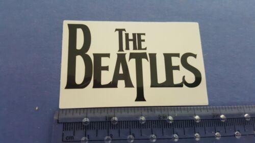 The Beatles logo sticker