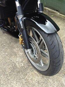 Protectores-de-pierna-de-horquilla-x-2-Para-Honda-CBF1000-2007-10
