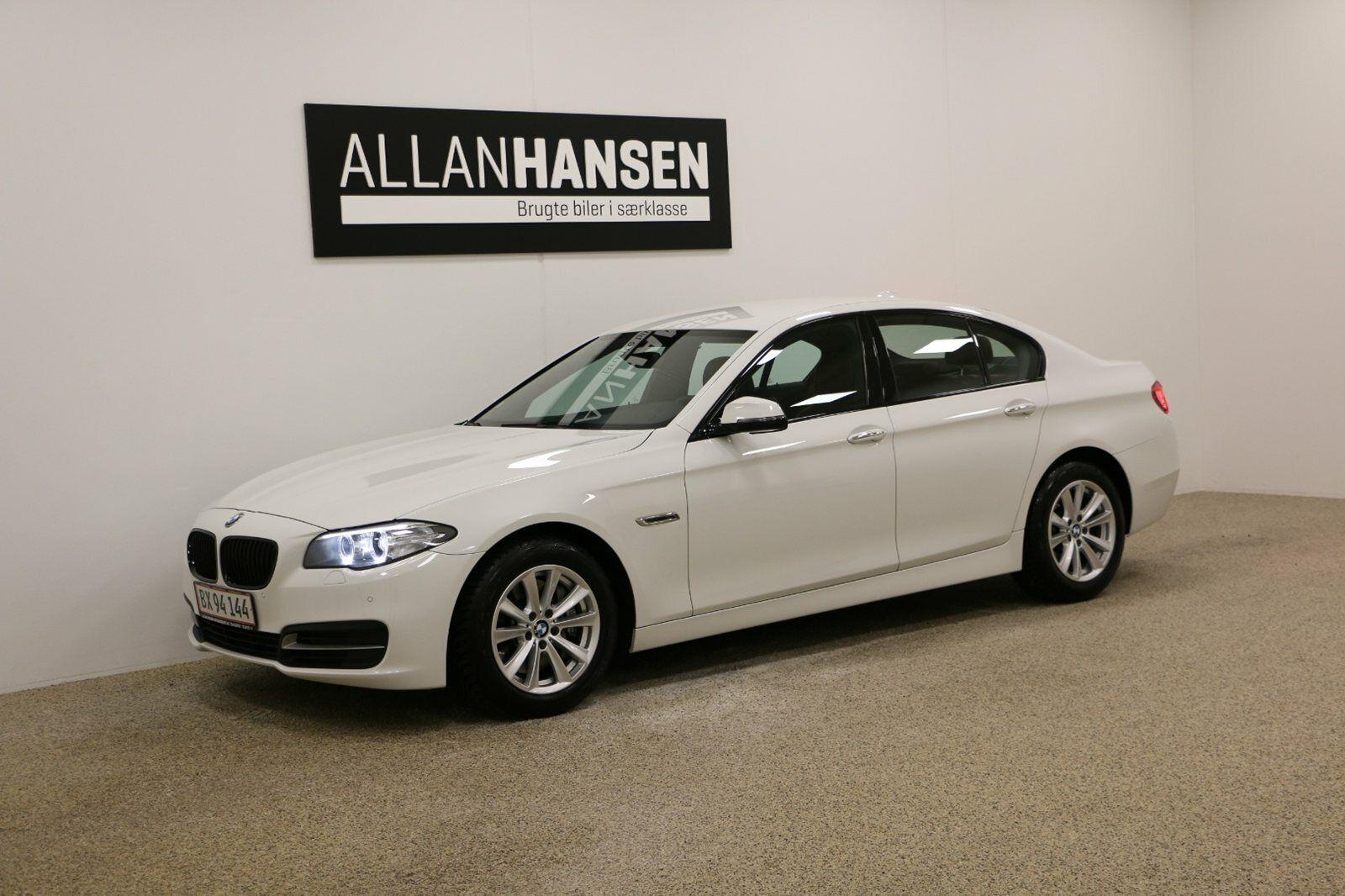 BMW 530d 3,0 aut. 4d - 299.900 kr.