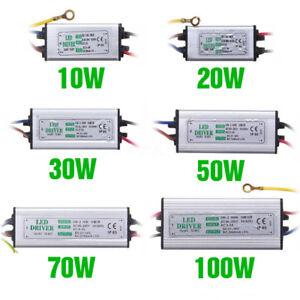 10W20W30W50w100W-LED-Driver-InputAC85-265V-Power-Supply-Waterproof-For-loodlight