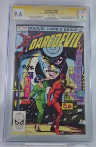 Daredevil-197-CGC-9-6-Signature-Series-Denny-O-039-neil-Mike-Mignola-Larry-Hama