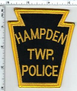 Hampden Township Police (Pennsylvania) Shoulder Patch from 1991