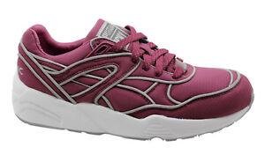 358561 Chaussures Icny Puma Baskets R698 Pour Hommes De Rouge X Trinomic D8 03 88vqtT6