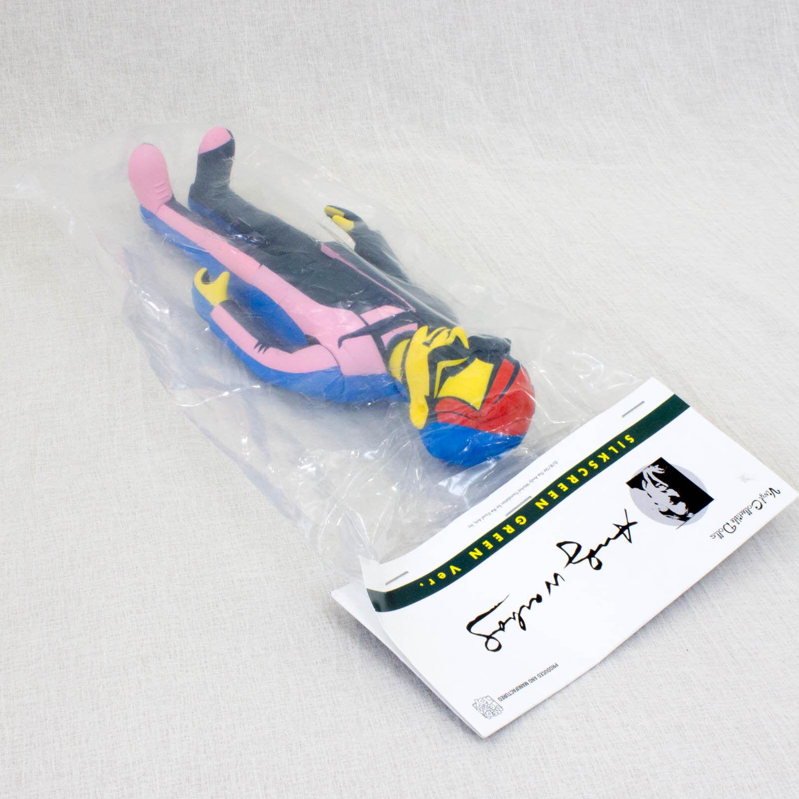 ey Warhol Vinyl Silkscreen Silkscreen Silkscreen verde Ver.  cifra Medicom giocattolo VCD JAPAN f7cb67