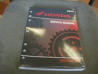 Honda Sxs700 M2 M4 Pioneer Side By Side 2014 Service Manual 61hl300