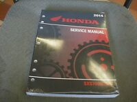 Honda Sxs700 M2 M4 Pioneer Side By Side 2014 Service Manual 61hl300