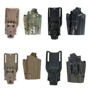 TMC Quick Release Tactical G17 X300 Drop Leg Strap Belt Holster Adapter Set MC