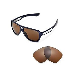 b6c77661067 Image is loading New-Walleva-Polarized-Brown-Replacement-Lenses-for-Oakley-