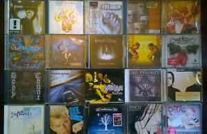 Rock-heavy-metal-PUNK-crossover-Indie-CD-raccolta-pacchetto-118-pezzi