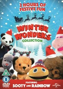 Nuovo-Sooty-amp-Arcobaleno-Inverno-Wonders-Collection-DVD