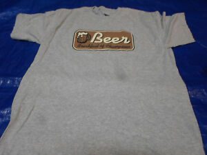 6bd611532 Beer: Breakfast of Champions Funny T Shirt Mens LARGE BRAND NEW ...