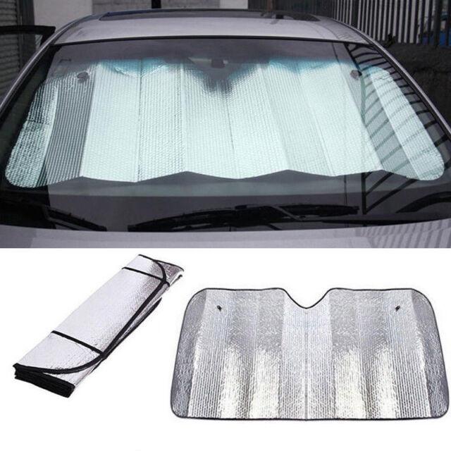 140 70cm CAR FRONT RIGID WINDSCREEN SUNSHADE SUN SHADE Visor SCREEN  COVER-LARGE ad6df1504ed