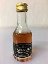 Mignon Miniature Renault Cognac Carte Noire Extra 2,9cl 40% Vol