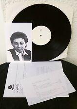GUZ MANUEL - Nostalgia    WHITE LABEL PROMO LP  1981