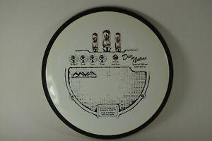 Amp-Neutron-1st-Run-Amplifier-Double-Stamp-173g-MVP-PRIME-Disc-Golf-Rare