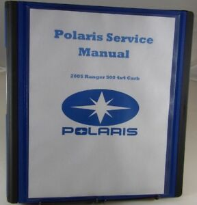 polaris atp 330 500 4x4 owners manual 2005
