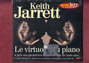 KEITH-JARRETT-LE-VIRTUOSE-DU-PIANO-CD-DIGIPACK-NUOVO-SIGILLATO