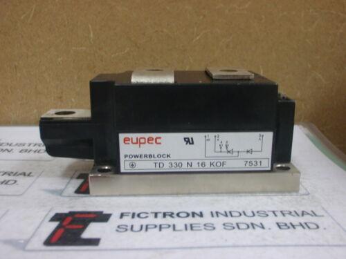 NEW 1PCS TD330N16KOF TD330N16K0F EUPEC INFINEON POWER MODULE