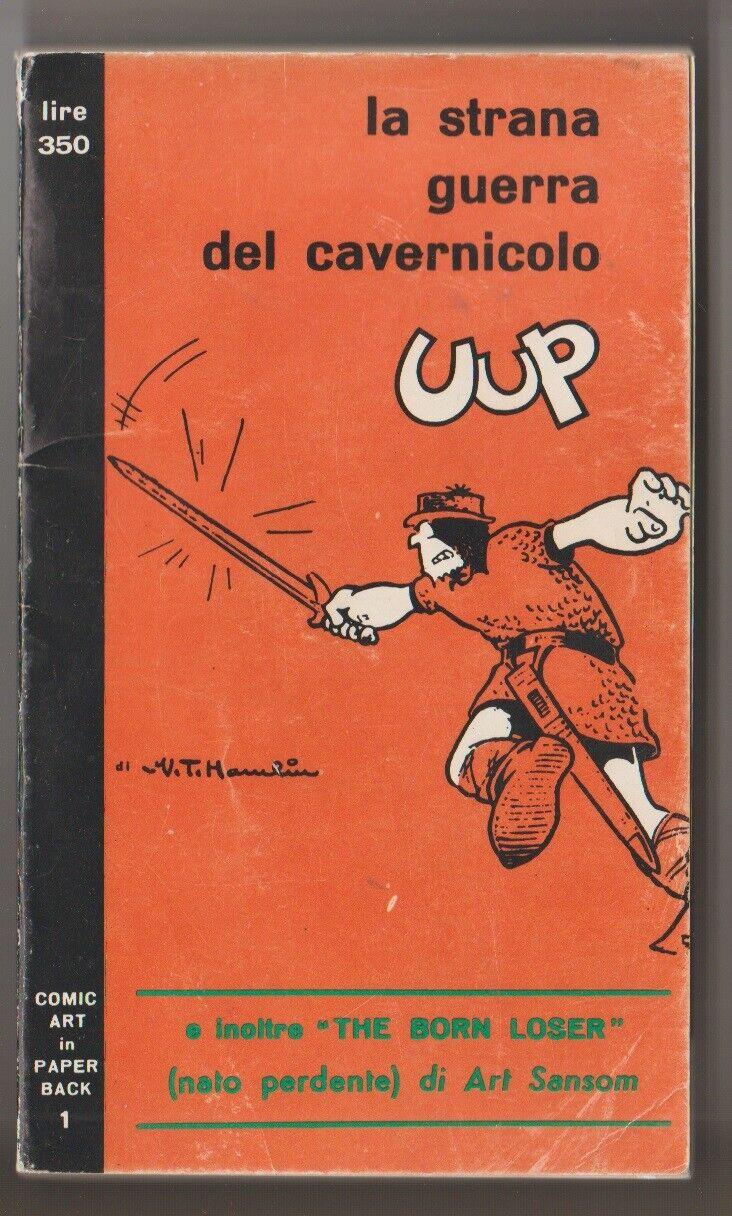 La strana guerra del cavernicolo Uup