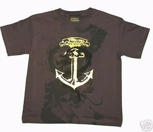 Pirates Of The Caribbean Licensed Disney Youth T Shirt