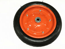 "1 pc x 12.5"" x 2.5"" PNEUMATIC WHEEL""S Tyre (16mm centre ) -BRAND NEW"